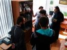 15 августа для насельников мужского монастыря была организована экскурсия по историко-краеведческому музею села Татарка и Татарскому городищу_3