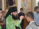 В храме Святой Троицы села Бургун-Маджары прошли престольные торжества