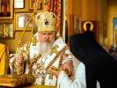 31 июля, в неделю 6-ю по Пятидесятнице, день памяти святых отцов шести Вселенских Соборов, афонские гости посетили город Михайловск_2
