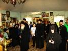 Вечером в сопровождении игумена Афанасия (Гриценко) высокие гости посетили Иоанно-Мариинский женский монастырь города Ставрополя._1