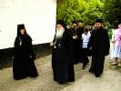 Вечером в сопровождении игумена Афанасия (Гриценко) высокие гости посетили Иоанно-Мариинский женский монастырь города Ставрополя._2