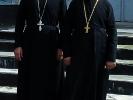5 сентября игумен Афанасий (Гриценко) в сослужении однокурсников совершил Божественную литургию в храме станицы Екатериноградской_2