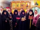 В женском монастыре совершен монашеский постриг_1