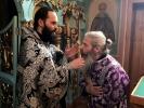 Молебное пение святому великомученику Феодору Тирону
