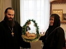 Ответственный по монастырям епархии посетил женскую обитель