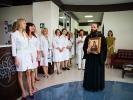 Настоятель монастыря принял участие в открытии нового медицинского центра_3