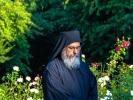 Архимандрит Алексий (Мадзирис) совершил Божественную литургию в мужском монастыре _2