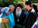 Архимандрит Алексий (Мадзирис) совершил Божественную литургию в мужском монастыре _5