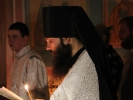 В мужском монастыре в рождественскую ночь совершили праздничную Божественную литургию