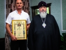 Митрополит Ставропольский и Невинномысский Кирилл посетил мужской монастырь с архипастырским визитом_2