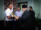 Митрополит Ставропольский и Невинномысский Кирилл посетил мужской монастырь с архипастырским визитом_3