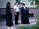 Митрополит Ставропольский и Невинномысский Кирилл посетил мужской монастырь с архипастырским визитом_5
