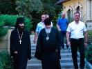 Митрополит Ставропольский и Невинномысский Кирилл посетил мужской монастырь с архипастырским визитом_9