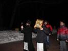 В праздник Крещения Господня в мужском монастыре совершили чин великого освящения воды