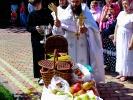 В мужском монастыре встретили праздник Преображения Господа Бога и Спаса нашего Иисуса Христа_11
