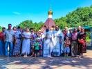 В мужском монастыре встретили праздник Преображения Господа Бога и Спаса нашего Иисуса Христа_1