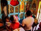 В мужском монастыре встретили праздник Преображения Господа Бога и Спаса нашего Иисуса Христа_3