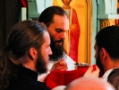 В мужском монастыре встретили праздник Преображения Господа Бога и Спаса нашего Иисуса Христа_4