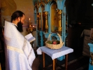 В мужском монастыре встретили праздник Преображения Господа Бога и Спаса нашего Иисуса Христа_6