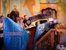 В день Успения Пресвятой Владычицы нашей Богородицы и Приснодевы Марии в монастыре совершены праздничная служба и молебен на начало учебного года_2