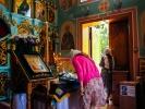В день Успения Пресвятой Владычицы нашей Богородицы и Приснодевы Марии в монастыре совершены праздничная служба и молебен на начало учебного года_4