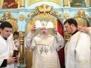 Митрополит Ставропольский и Невинномысский Кирилл совершил Божественную литургию св. Иоанна Златоуста