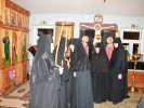 В Иоанно-Мариинском женском монастыре состоялся монашеский постриг двух инокинь_25