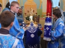 В храме во имя иконы Божией Матери «Всех скорбящих Радость» отметили престольный праздник