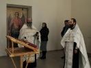 Молебен в Спасо-Преображенском скиту мужского монастыря_4