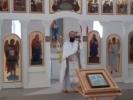Божественная литургия в Спасо-Преображенском скитy_4