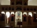 Пасхальная Божественная литургия в Спасо-Преображенском скиту мужского монастыря_10