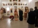 Пасхальная Божественная литургия в Спасо-Преображенском скиту мужского монастыря_3