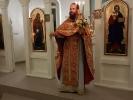 Пасхальная Божественная литургия в Спасо-Преображенском скиту мужского монастыря_7