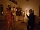Пасхальная Божественная литургия в Спасо-Преображенском скиту мужского монастыря_8