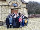 Школьники посетили мужской монастырь_1