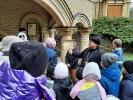 Школьники посетили мужской монастырь_2