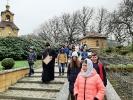 Школьники посетили мужской монастырь_4