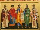 Первая годовщина со времени образования Спасо-Преображенского скита мужского монастыря_10