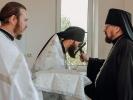 Первый престольный праздник отметили в Спасо-Преображенском скиту в станице Темнолесской_5
