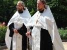 Панихида по иеромонаху Модесту (Селиванову)
