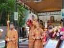 Архиерейское богослужение в мужском монастыре_3