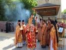 Архиерейское богослужение в мужском монастыре_7