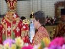 Архиерейское богослужение в мужском монастыре_8