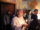Рождество Христово встретили в мужском монастыре_15