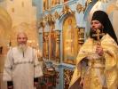 В мужском монастыре встретили Рождество Христово_11