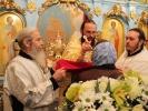 В мужском монастыре встретили Рождество Христово_5