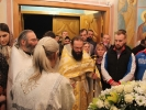В мужском монастыре встретили Рождество Христово_7