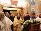 В мужском монастыре встретили Рождество Христово_8