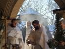 Праздник Крещения Господня встретили в мужском монастыре_1