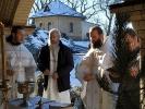 Праздник Крещения Господня встретили в мужском монастыре_3